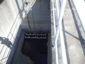 流入前曝気槽 1